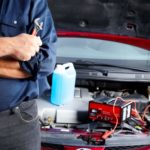 Auto Mechanic & Car Battery
