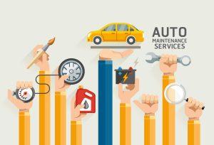 Vehicle Maintenance Services