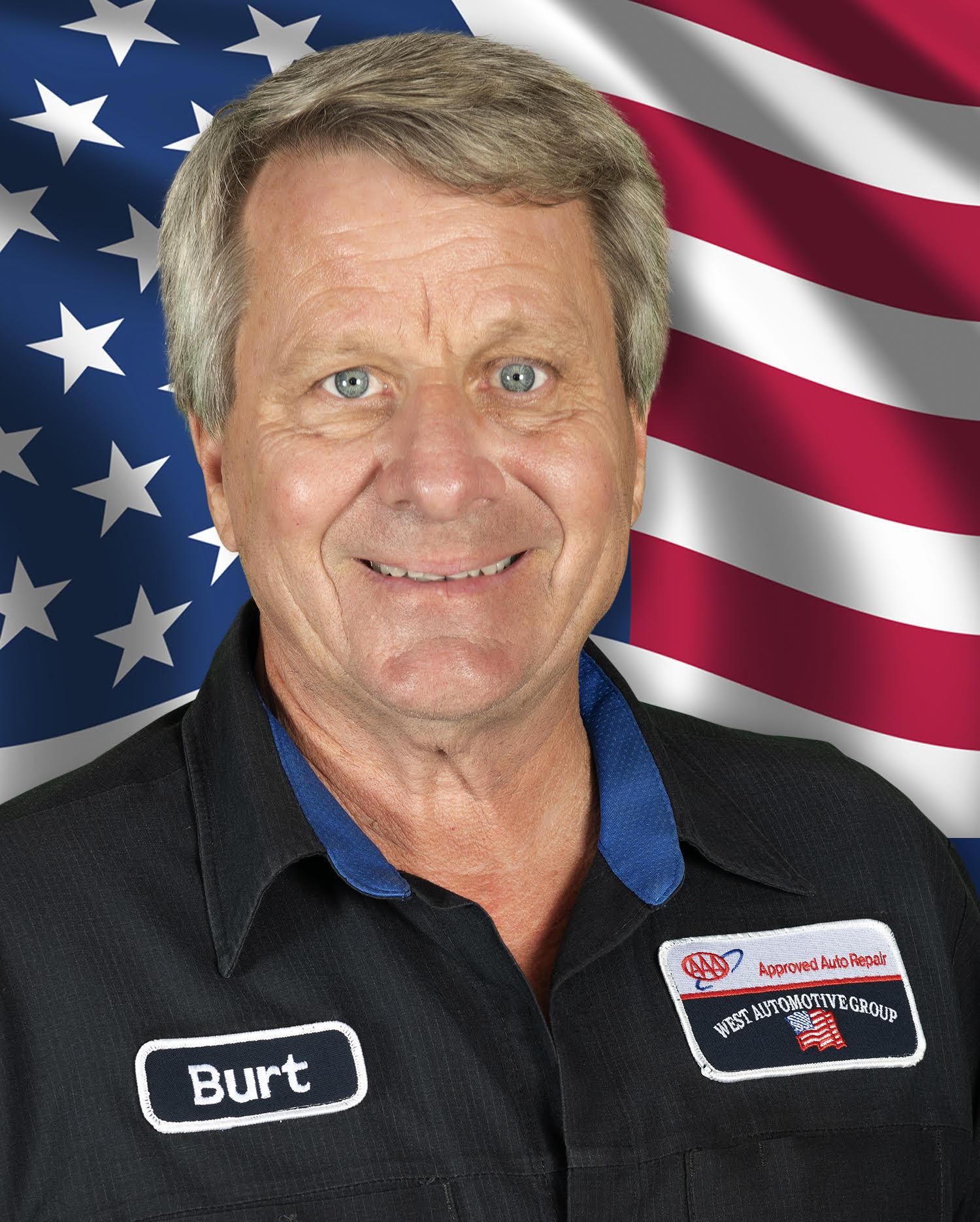 Bert Hillard
