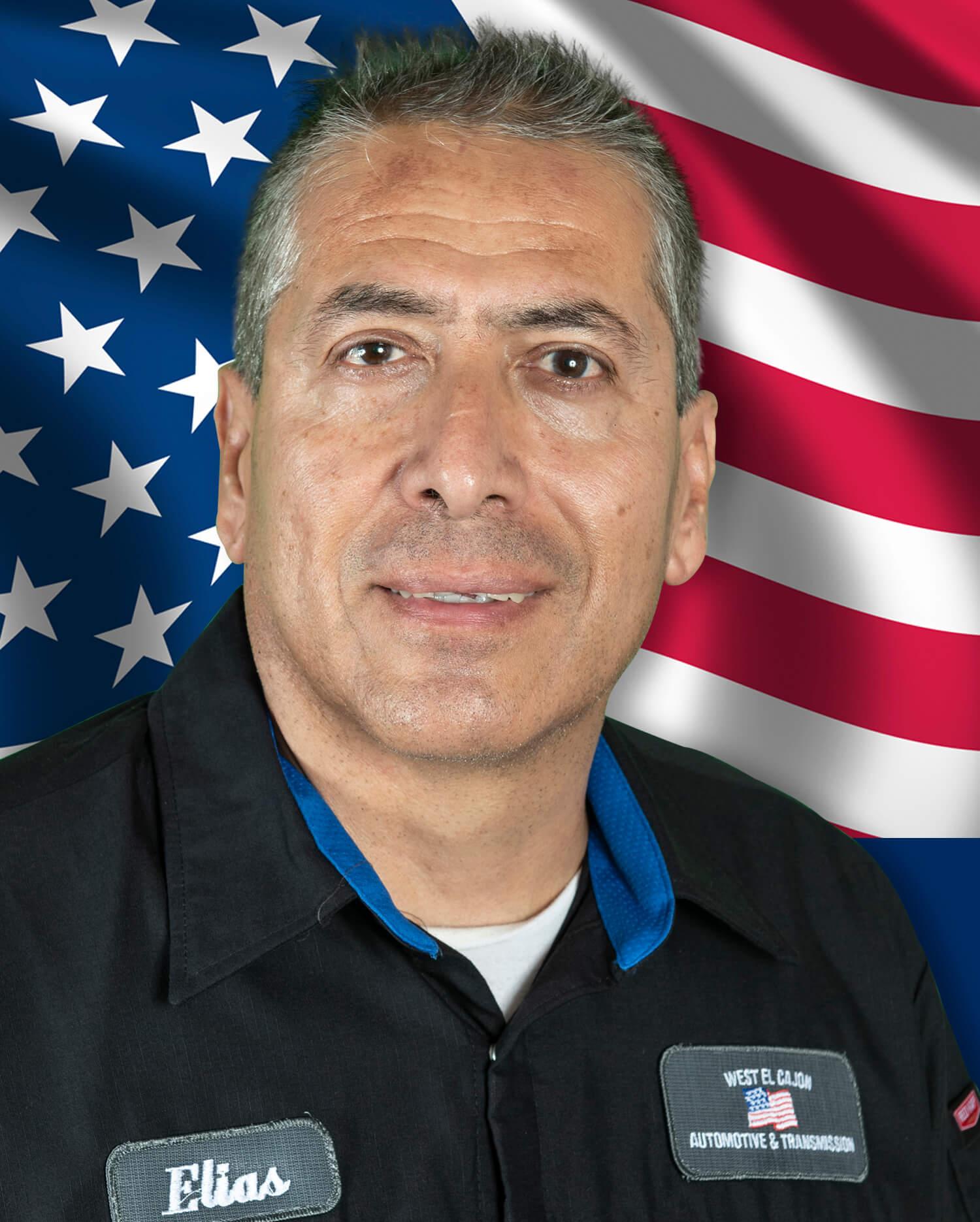 Elias Reyna