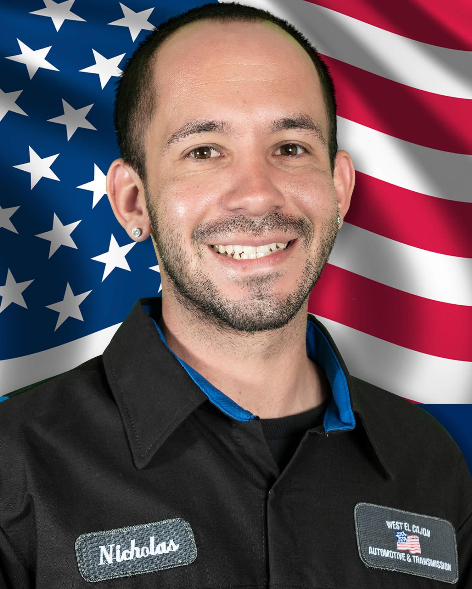 Nicholas Delaney
